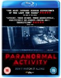 Paranormal Activity [Blu-ray] [2007]