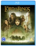Lord Of The Rings - Fellowship Of The Ring (Theatrical Version) [Blu-ray] [2001]
