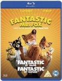 Fantastic Mr Fox (with Bonus Digital Copy and DVD) [Blu-ray] [2009]