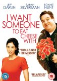I Want Someone to Eat Cheese With [DVD]