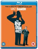 The Informant! [Blu-ray] [2009]