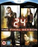24 - Season 8 [Blu-ray] Blu Ray