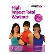 High Impact Total Workout [DVD]