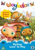 Waybuloo - Piplings Love to Play [DVD]