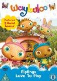 Waybuloo - Piplings Love to Play [DVD]