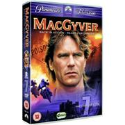 MacGyver - Series 7 - Complete DVD