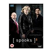 Spooks Series 8 DVD