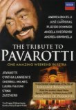 The Tribute to Pavarotti [DVD] [2008] [US Import]