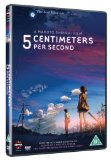 Five Centimetres Per Second [DVD] [2007]