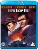 Where Eagles Dare [Blu-ray] [1969]