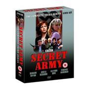 Secret Army - Series 3 [DVD]