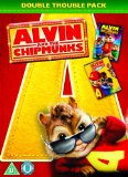 Alvin And The Chipmunks 1 And 2 [DVD] [2008]