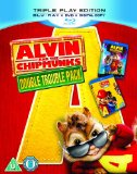 Alvin And The Chipmunks 1 And 2 [Blu-ray] [2008]