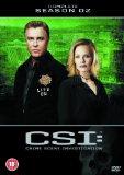 CSI: Las Vegas - Complete Season 2 DVD