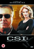 CSI: Las Vegas - Complete Season 3 DVD