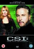 CSI: Las Vegas - Complete Season 6 DVD