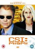 CSI: Miami - Complete Season 1 [DVD]