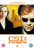 CSI: Miami - Complete Season 3 DVD