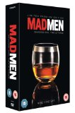 Mad Men - Season 1-3 [DVD]