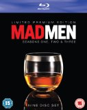 Mad Men - Season 1-3 [Blu-ray]