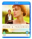 cheap Pride and Prejudice Blu-ray