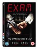 Exam  [2010] DVD