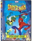 The Spectacular Spider-Man Volume One [DVD] [2009]