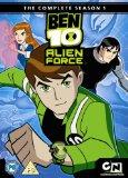 Ben 10 - Alien Force - Series 1 - Complete [DVD]