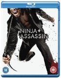 Ninja Assassin [Blu-ray] [2009]