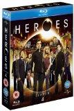 Heroes Season 4 [Blu-ray]
