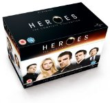 Heroes Seasons 1-4 [DVD]