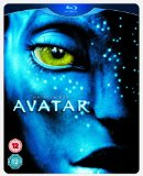 Avatar: Limited Edition Steelbook with 4 Lenticular Artcards and An Activist Survival Guide to Pandora [Blu-ray]