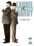 Laurel & Hardy 3 Disc Box Set [DVD] [1934]