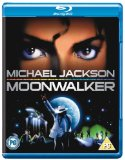 Michael Jackson's Moonwalker [Blu-ray] [1988]