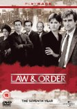 Law & Order Season 7 DVD
