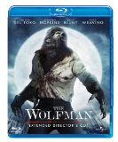The Wolfman (2010) - Extended Cut [Blu-ray]