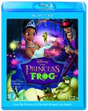 The Princess and the Frog Combi Pack (Blu-ray + DVD)