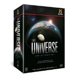 The Universe Collectors Set (Seasons 1,2 and 3) [DVD]