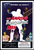 The Amazing Transparent Man [DVD]