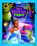 The Princess and the Frog Superset (Blu-ray + DVD + Digital Copy)