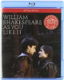 Shakespeare: As You Like It (Shakespeare: As You Like It Globe Theatre 2009) [Blu-ray]