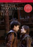Shakespeare: As You Like It (Shakespeare: As You Like It Globe Theatre 2009) [DVD]