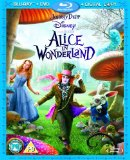 Alice in Wonderland Superset (Blu-ray + DVD + Digital Copy) [2010]