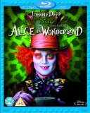 Alice in Wonderland Combi Pack (Blu-ray + DVD) [2010]