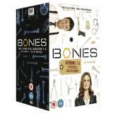Bones Seasons 1-5 [DVD]