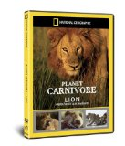 Planet Carnivore - The Lion [DVD]