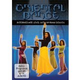 Oriental Dancing For Intermediate Level [DVD]