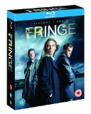 Fringe Season 1 and 2 [Blu-ray]