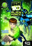 Ben 10 - Alien Force Vol.4 [DVD]