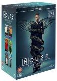 House - Seasons 1-6 [DVD]